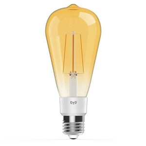 Лампочка Xiaomi Yeelight Smart LED Filament Bulb ST64 фото