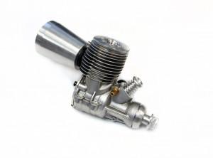 Двигатель FORA 2.5сс FAI F2D (совмещенный подшипник, высокая гильза) (калильный) фото