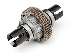 Дифференциал в сборе HD Alloy Diff Gear (Baja 5SC) фото