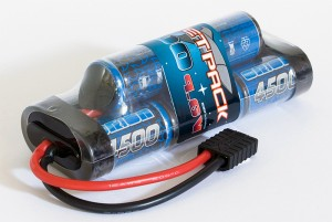 Аккумулятор Team Orion Rocket Pack NiMh 9.6V 8cell 4500 mAh (TRAXXAS) фото