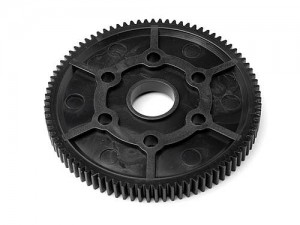 Шестерня ведомая 0.6 Module Spur Gear Only 87T (Scout RC) фото
