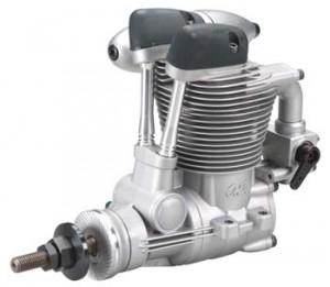 Четырехтактный двигатель OS Max FS-62V (61T) для моделей самолётов фото