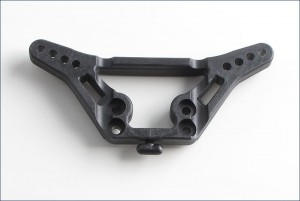 Carbon Composite Fr.Shock Stay(ZX-5/SP/F- фото