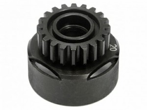 Racing Clutch Bell 20 Tooth (1M) фото