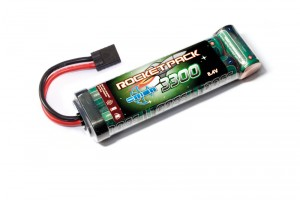 Аккумулятор Team Orion Rocket Pack Stick NiMh 8.4V 7cell 3300 mAh (TRAXXAS) фото