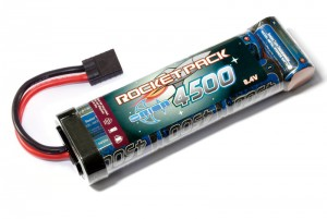 Аккумулятор Team Orion Rocket Pack Stick NiMh 8.4V 7cell 4500 mAh (TRAXXAS) фото
