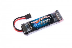 Аккумулятор Team Orion Rocket Pack Stick NiMh 8.4V 7cell 5100 mAh (TRAXXAS) фото