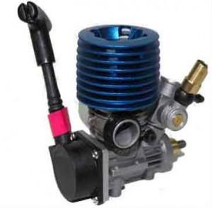 Нитродвигатель HSP SH7 CXP для автомоделей масштаба 1:16 фото