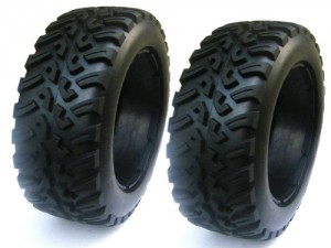 BS501-001 Front tyre set фото
