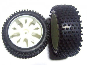 BS701-002 Tire Unit-Fr фото