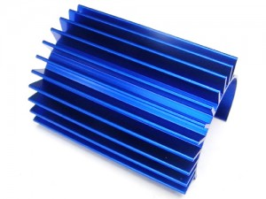 BS701-008 Motor heat sink фото