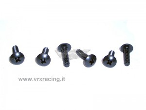 RH5131 Round head cross tapping screw 6*14 фото