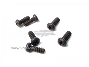 RH5133 Round head cross tapping screw 4*10 фото