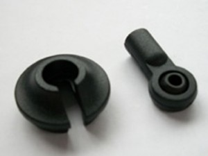 85153 Shock ball end, ball, cup set фото