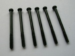 85183 Ball head self Tapping screw set 2*24 фото