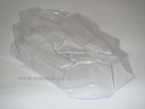 R0068 Clear Buggy GP body фото