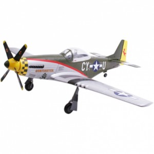 Радиоуправляемый самолет Art-tech P-51D Gunfighter Commemorative Edition EPO 2.4Ghz фото