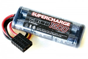 Аккумулятор Team Orion Supercharge NiMh 7.2 V 6cell 1600 mAh (TRAXXAS) фото