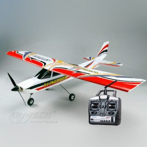 Радиоуправляемый самолет Art-tech Wing-Tiger 500 class EPO 4Ch 2.4Ghz RTF Brushless фото