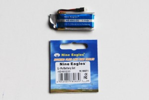 Аккумулятор Nine Eagles LiPo 3.7V 1S 25C 300mAh фото