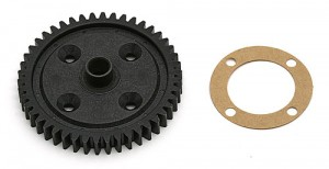 Шестерня ведомая - eConversion Plastic Spur Gear, 46T фото