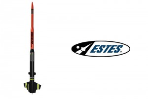 Модель ракеты Estes Vector Force™ фото