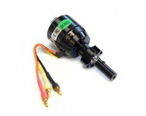 Электродвигатель бесколлекторный EMP X450/06 KV4000 для авиамоделей фото