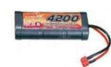 Аккумулятор HSP NiMh 7.2V 4200mAh - 03202