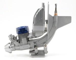 Нитродвигатель OS 21XM VII Outboard Marine Engine фото