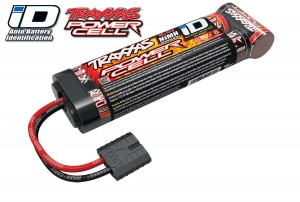 Аккумулятор Traxxas  Power Cell, 3000mAh (NiMH, 7-C flat, 8.4V) фото