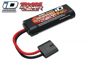 Аккумулятор Traxxas  Series 1 Power Cell, 1200mAh (NiMH, 6-C flat, 7.2V, 2/3A) фото