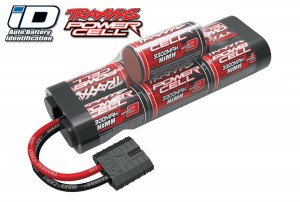 Аккумулятор Traxxas  Series 3 Power Cell, 3300mAh (NiMH, 7-C hump, 8.4V) фото