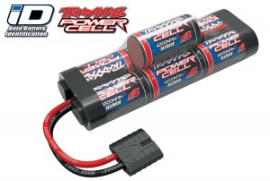 Аккумулятор Traxxas  Series 4 Power Cell, 4200mAh (NiMH, 7-C hump, 8.4V) фото