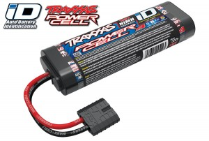 Аккумулятор Traxxas Series 4 Power Cell, 4200mAh (NiMH, 6-C flat, 7.2V) фото