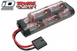 Аккумулятор Traxxas  Series 5 Power Cell, 5000mAh (NiMH, 8-C hump, 9.6V) фото