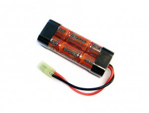 Аккумулятор VBpower NiMh 7.2V 6cell 1200mAh фото