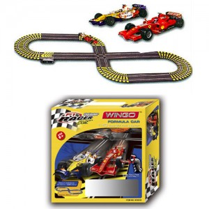 Автотрек Wineya Slot Racing track 1:43 W16918 фото