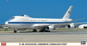 Сборная модель самолёта E-4B Advanced Airborne Command Post Limited Edition 1:200 фото