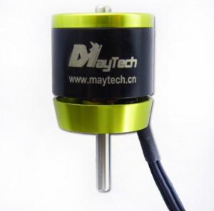 Электродвигатель бесколлекторный Maytech 2225 KV2000 для авиамоделей фото