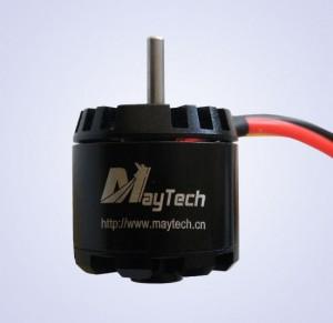 Электродвигатель бесколлекторный Maytech 2826 KV1000 для авиамоделей фото