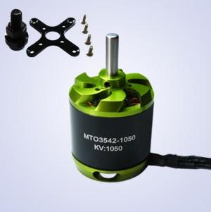 Электродвигатель бесколлекторный Maytech 3542 KV1050 для авиамоделей фото