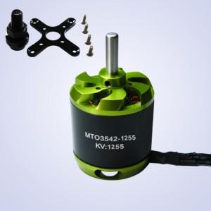 Электродвигатель бесколлекторный Maytech 3542 KV1255 для авиамоделей фото