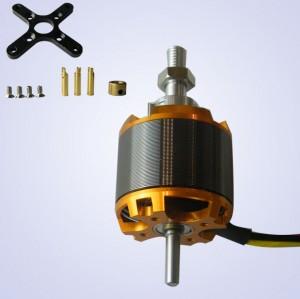 Электродвигатель бесколлекторный Maytech 4260 KV600 для авиамоделей фото