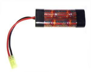 Аккумулятор VBPower NiMH 7.2V 6cell 1600mAh (Mini Tamiya) фото