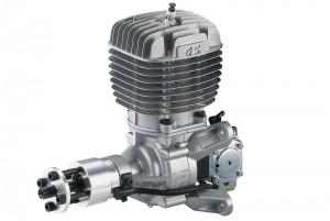 Двухтактный бензиновый двигатель O.S. GT60 (без глушителя) авиа фото