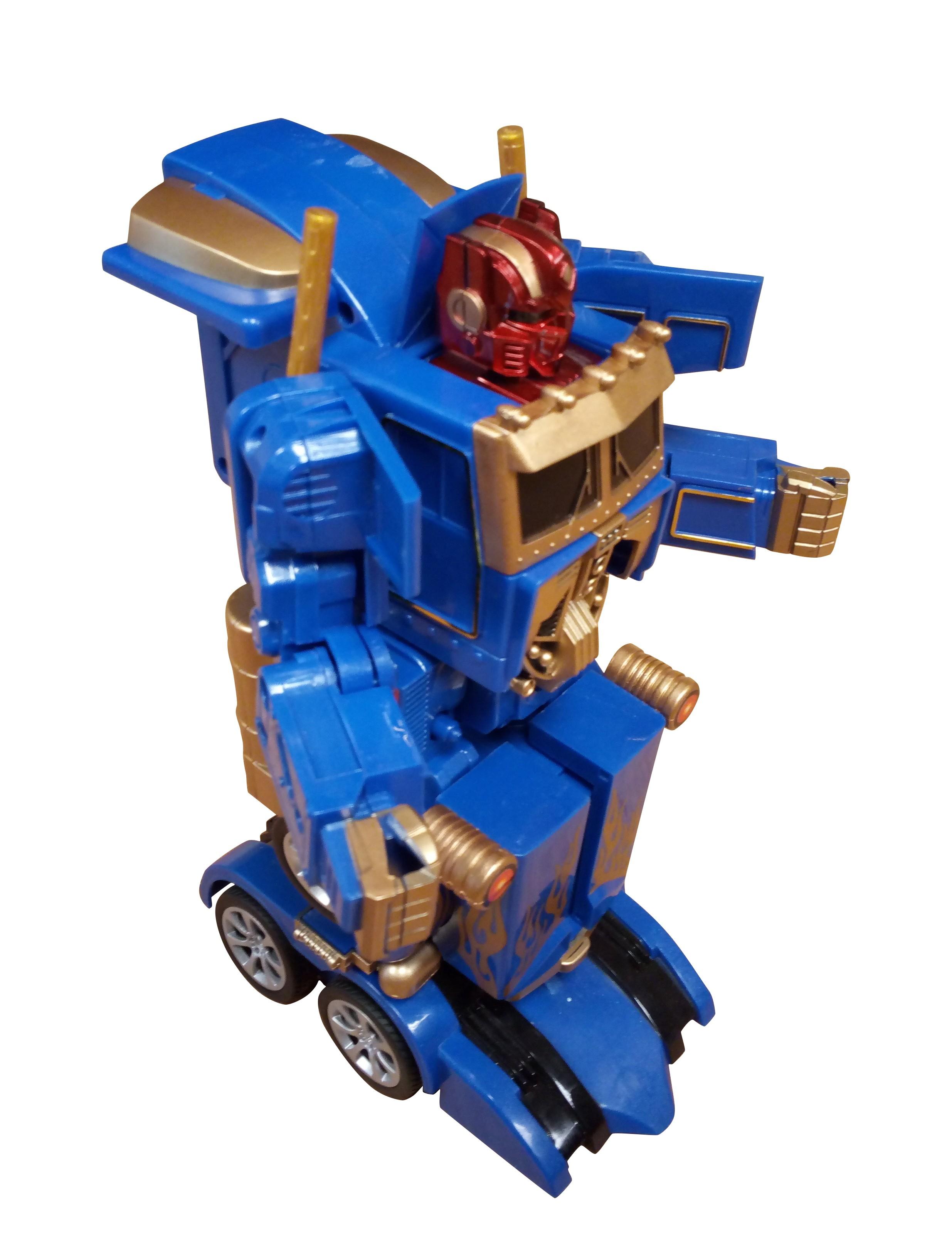 Радиоуправляемый робот трансформер - тягач «Оптимус Прайм ...