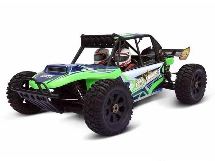 Радиоуправляемая модель Багги HSP Sand Vulture 4WD RTR 1:5 (б-к система) - 94327