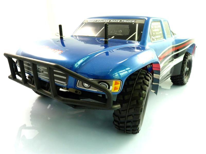 Радиоуправляемая модель Шорт-корс трака Himoto Kirin 4WD RTR 1:10 - HI1058
