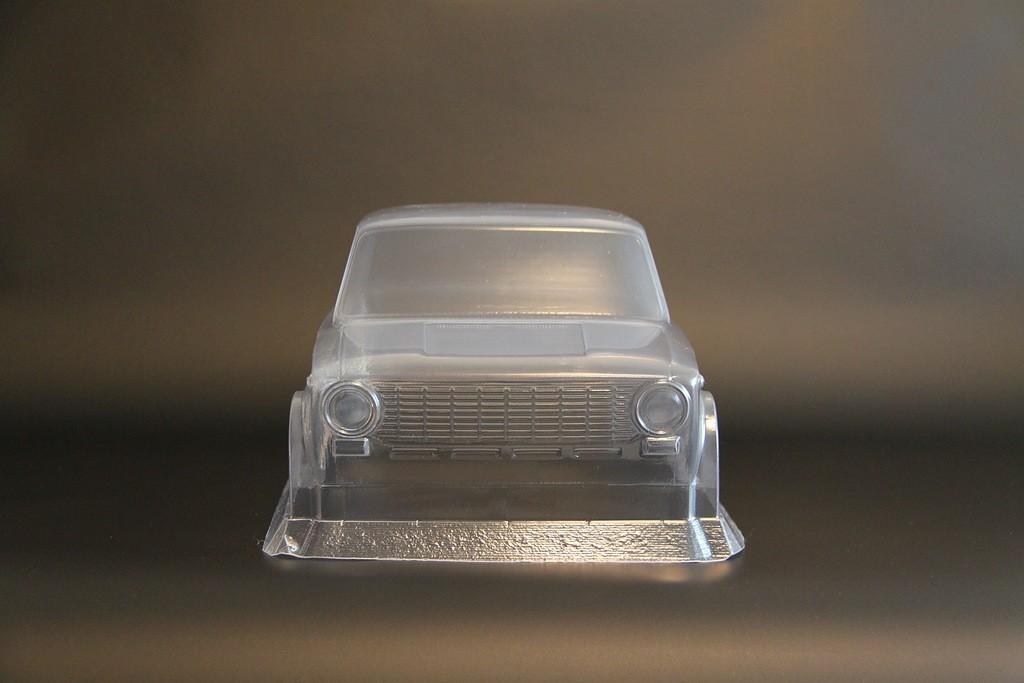 Материал доп.элементов: прозрачный ПЭТг (толщина исходного материала...  Кузов номер четыре: HTBW-004_2101.