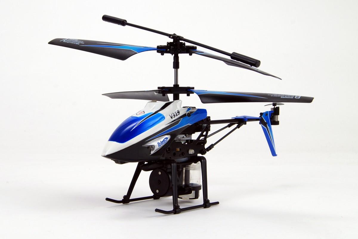 Радиоуправляемые модели вертолетов.